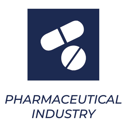 2.Gridnic Insulated Panels - Pharmaceutical Industry Icon