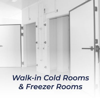 5. Gridnic Insulated Panels – Walk-in Cold Rooms & Freezer Rooms