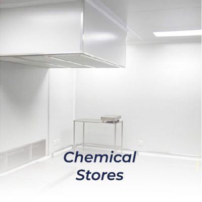 6. Gridnic Insulated Panels – Chemical Stores