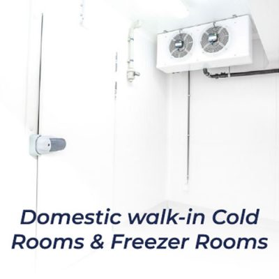 7. Gridnic Insulated Panels – Domestic walk-in Cold Rooms & Freezer Rooms