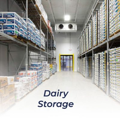 8. Gridnic Insulated Panels – Dairy Storage